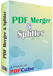 PDF Merger & Splitter